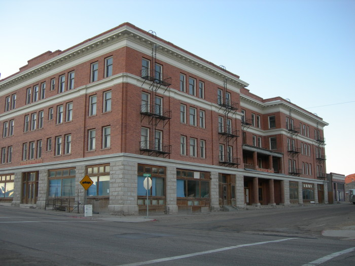 3. Ghost at Goldfield Hotel