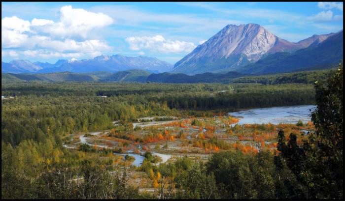 10) Pinnacle Mountain
