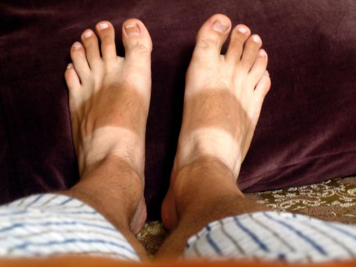 8. Everyone in Arizona has a tan.