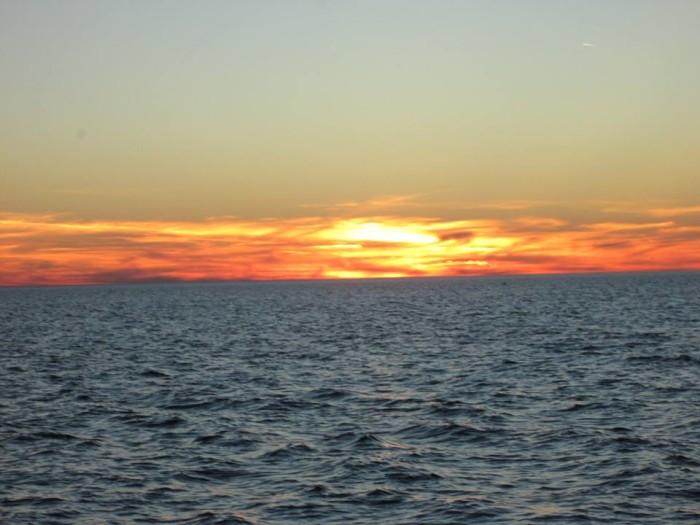 3. A Sunset Cruise