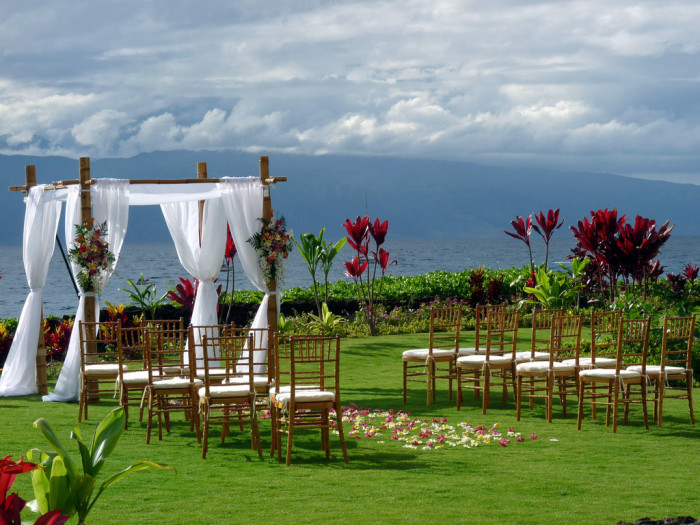 how to get married in maui