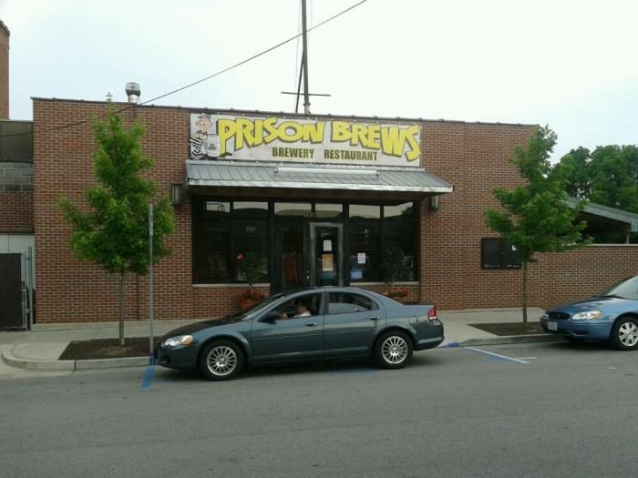 3.Prison Brews, Jefferson City