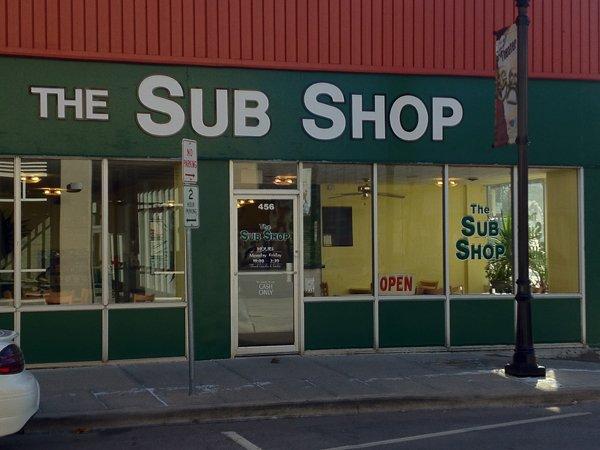 3.Sub Shop, Springfield