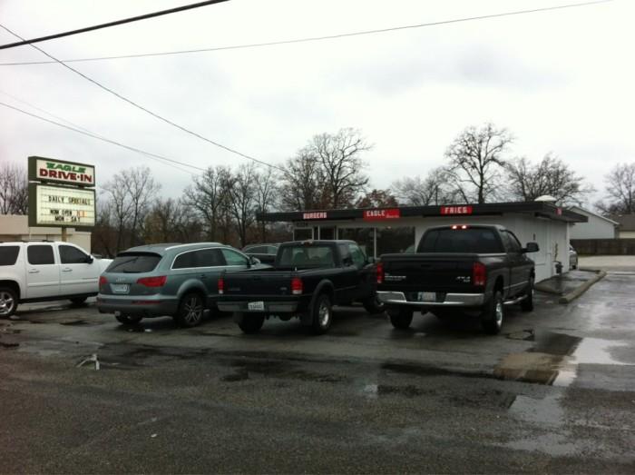 3.The Eagle Drive-In, Joplin