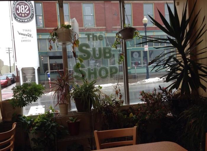 3.2. Sub Shop, Springfield