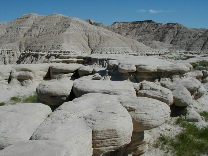 2. Toadstool Geologic Park, near Crawford