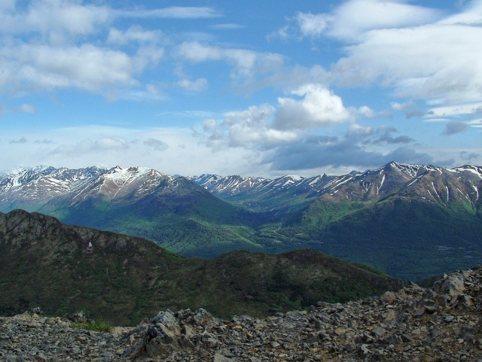 4) Mt. Baldy Hike