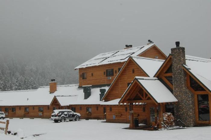 8. Callahan's Lodge