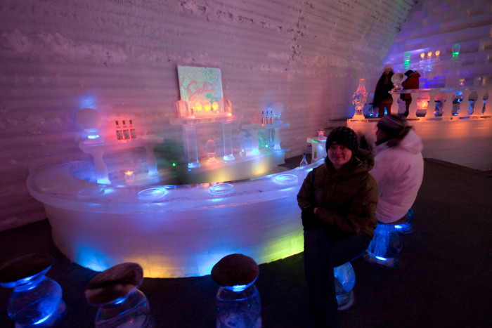 Ice Museums
