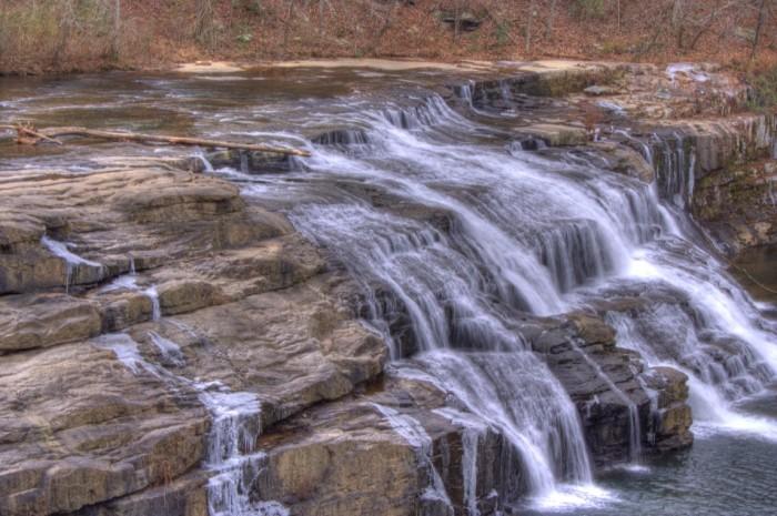 10. High Falls Park - Geraldine, AL
