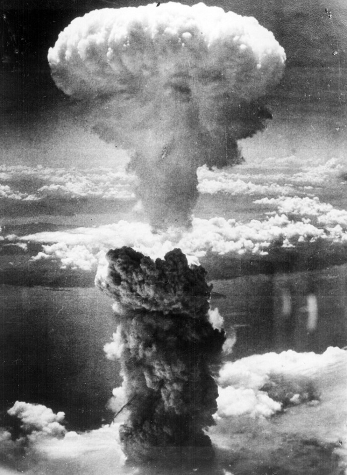 3. And the atomic bomb was made a reality.