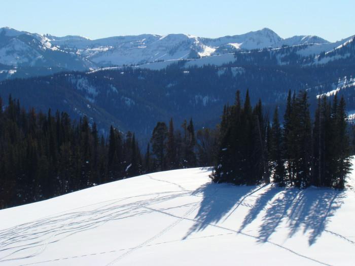 8. Teton Pass