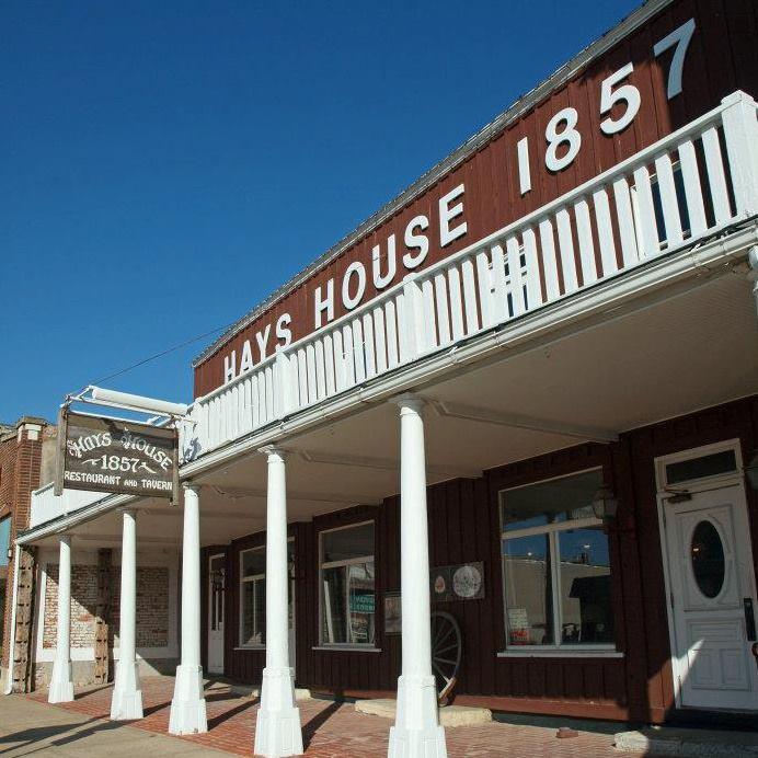 9. Hays House Restaurant (Council Grove)