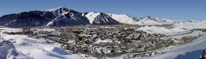 Best Panoramic View: Sun Valley