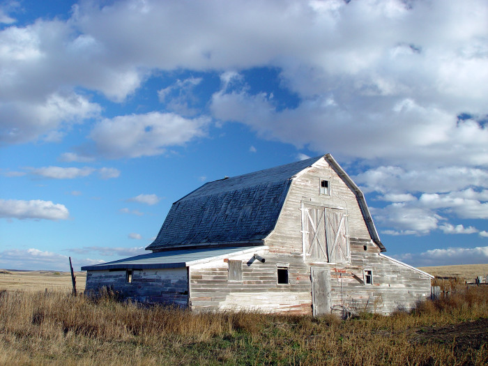 1. This gorgeous barn in Hazelton, ND