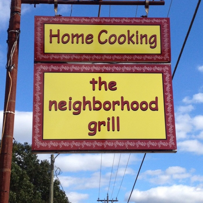 3. The Neighborhood Grill, Olive Branch