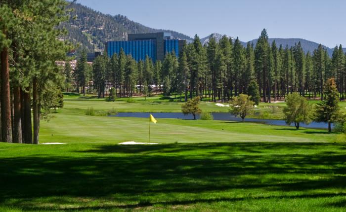 10. Edgewood Golf Course - Lake Tahoe
