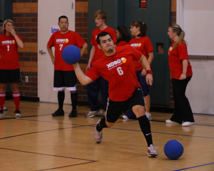 9.  The longest game of dodgeball was played in April 2012 at Castleton State College in Vermont.
