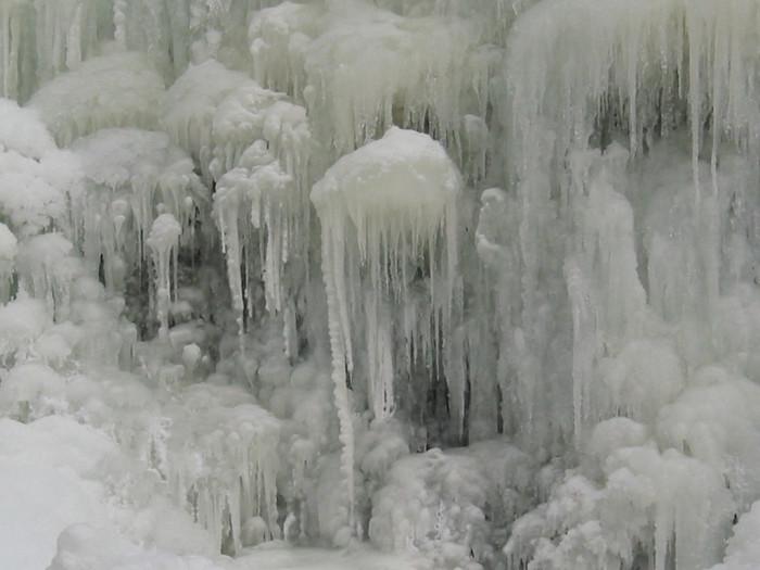 6.  Frozen Falls
