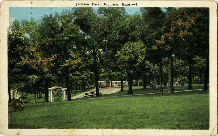 1. Jackson Park