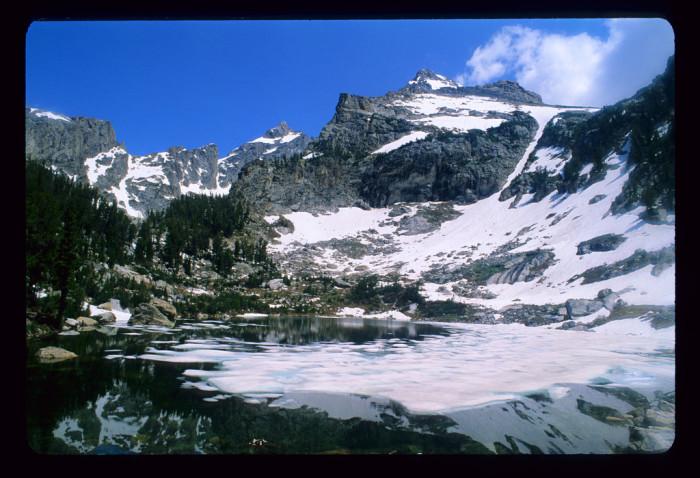 5. Amphitheater/Surprise Lakes Trail, Grand Tetons