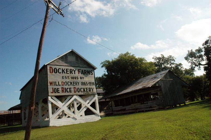 3. Dockery