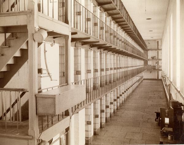3. Baldwin State Prison: Hardwick, Georgia