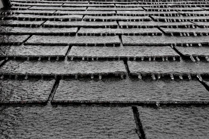 7.  Frozen Roof