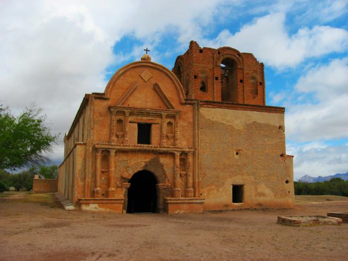 7. Tumacácori National Historical Park
