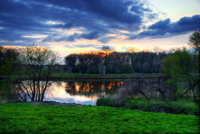 1. Kansas River