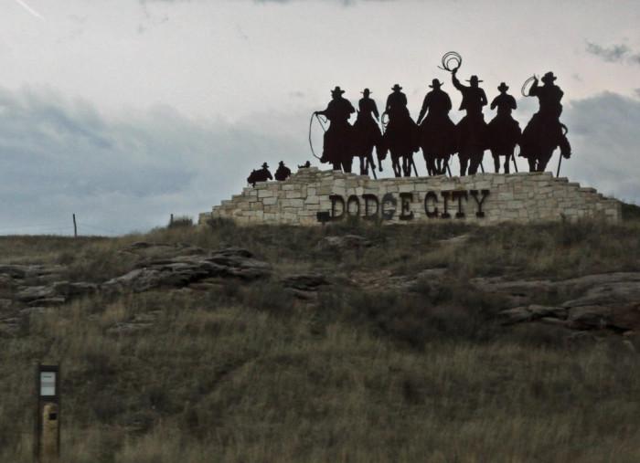 8. Dodge City