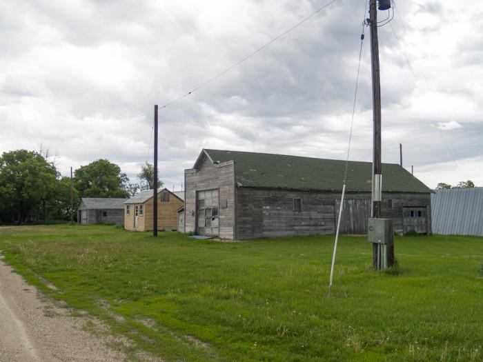 2. Buttzville, ND