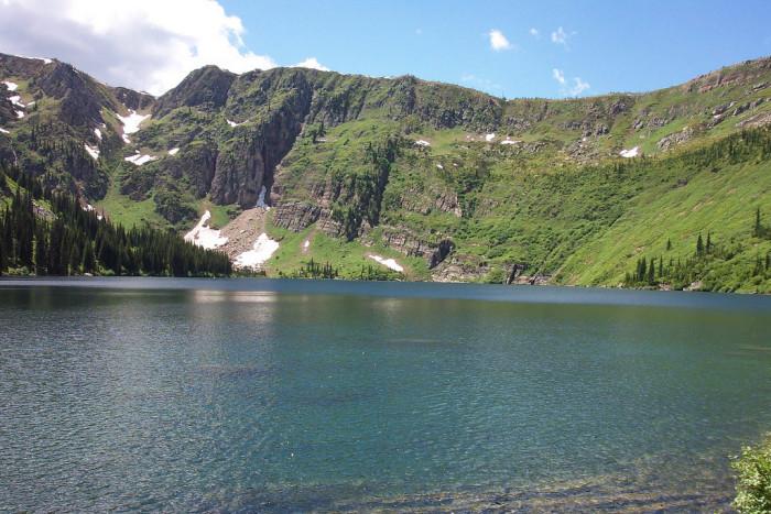 1. Heart Lake