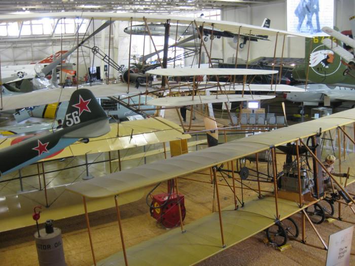 2. Hill Aerospace Museum