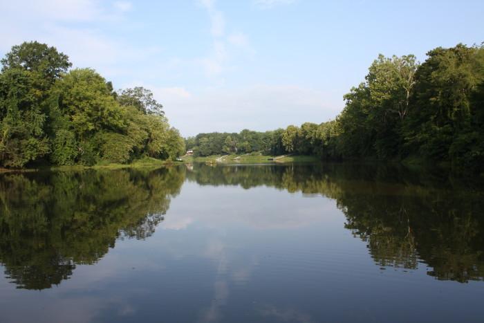 3. Tombigbee River