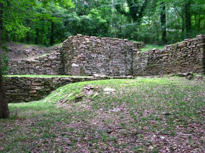 4. Irondale Furnace Ruins - Mountainbrook, AL