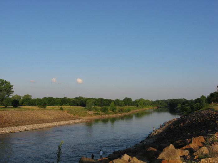 11. Delaware River