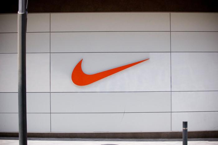 9. The Nike swoosh