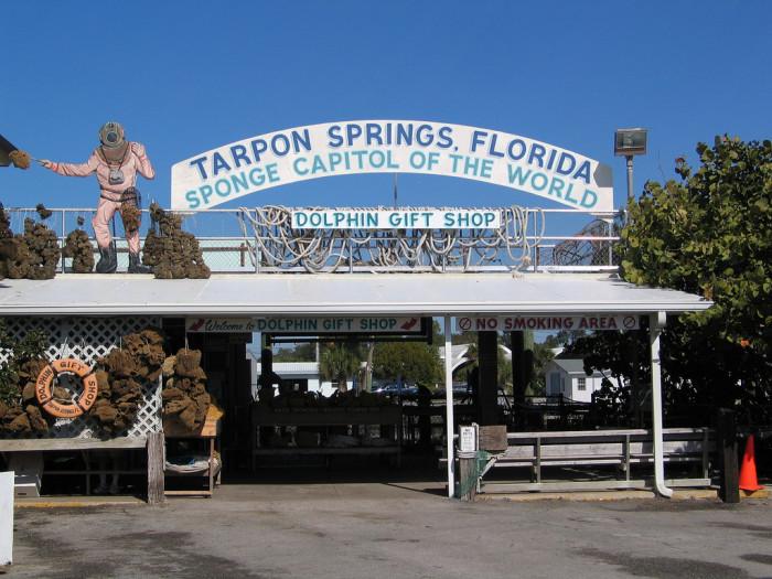 9. Tarpon Springs