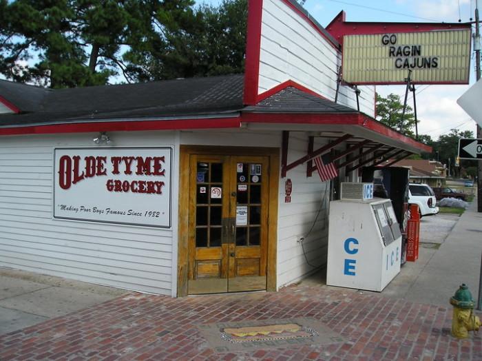 5. Olde Tyme Grocery, Lafayette, LA