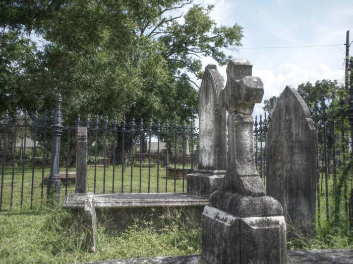 2. Church Street Graveyard - Mobile
