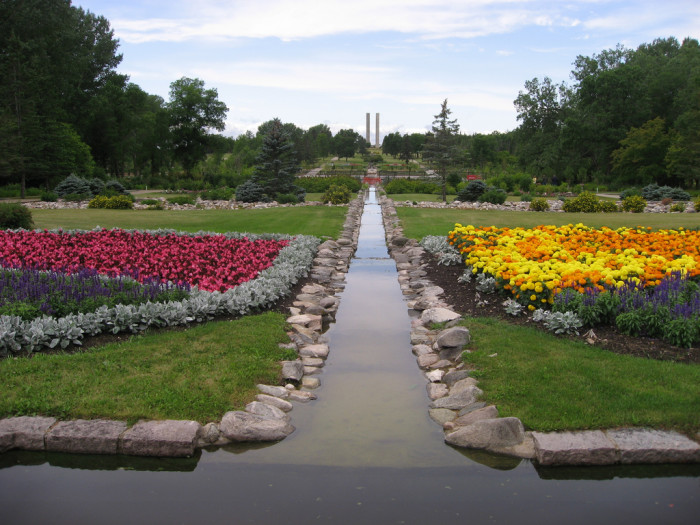 4. Our state title: the Peace Garden State, because we house the International Peace Garden.