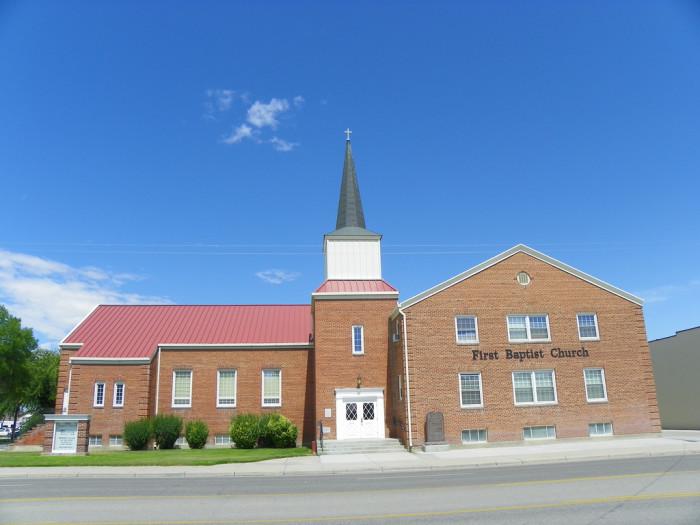 2. Worland, Wyoming