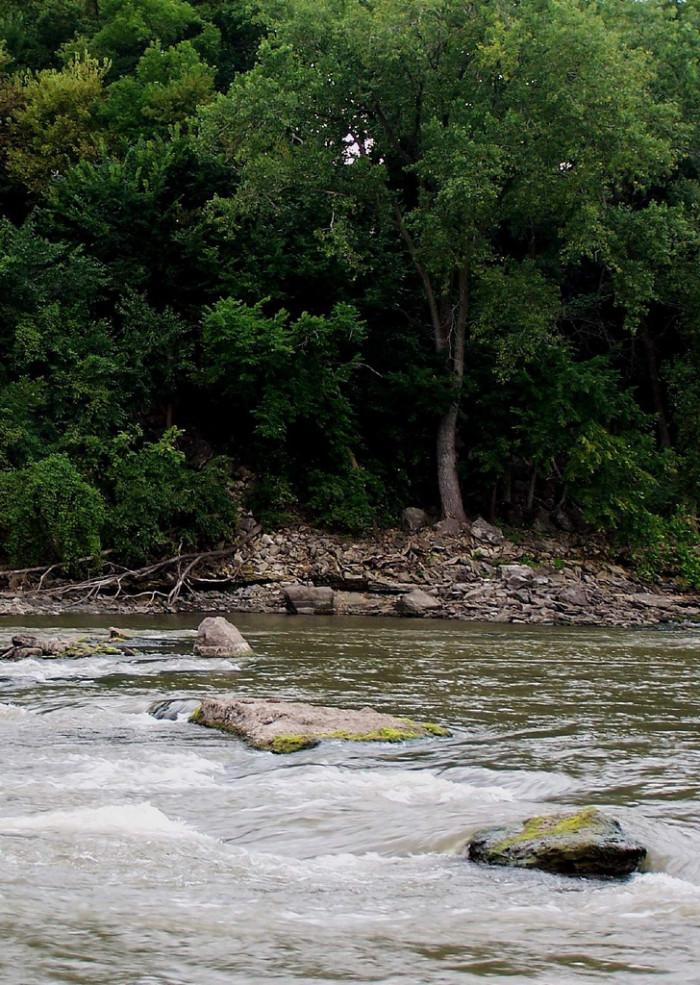 5. Big Blue River