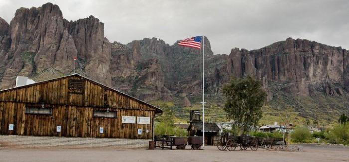 6. Mining Camp Restaurant, Apache Junction