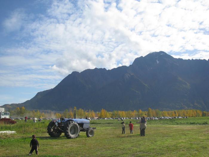6) Pyrah's Pioneer Farm