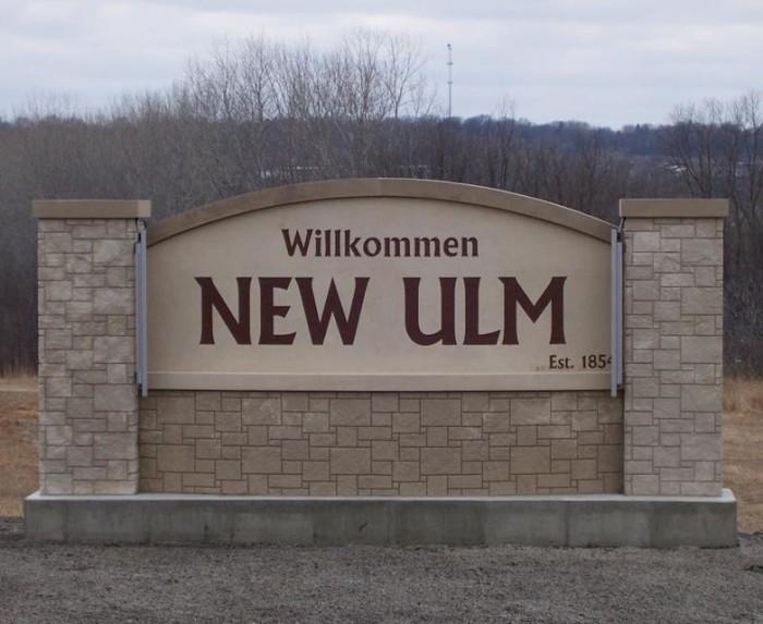 6. New Ulm