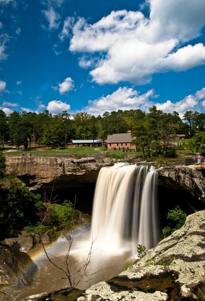 11. Noccalula Falls