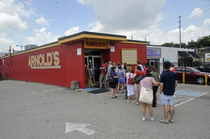 Arnold S Restaurant In Nashville