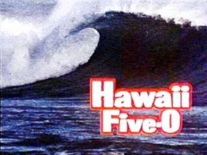 4) From 1968 to 1980, the incredibly popular television series, Hawaii Five-0 brought everyone's attention to the beautiful islands.
